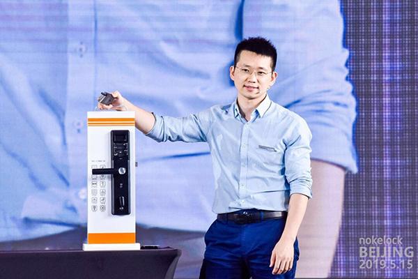 599元击穿行业低价 nokelock X1自发电智能门锁首发